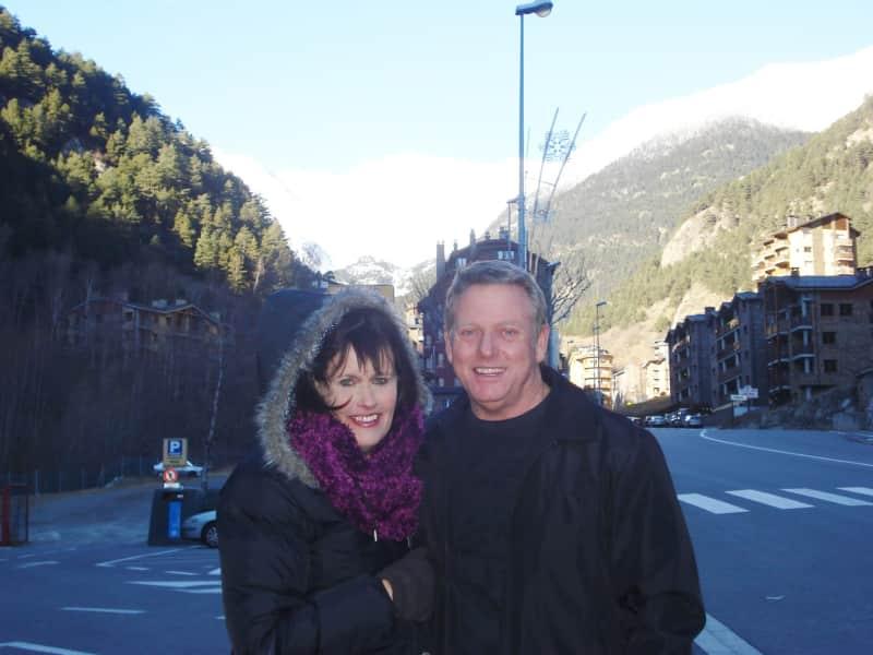 Robyn & Brad from Australia