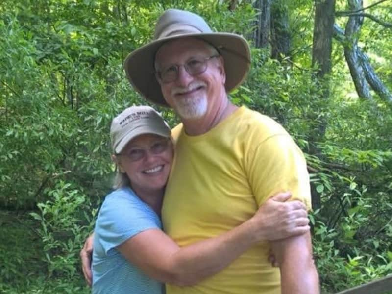Larry & Caroline from Staunton, Virginia, United States