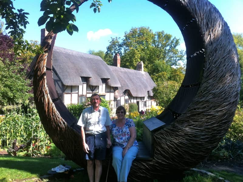 Christopher & Janet from Hedon, United Kingdom