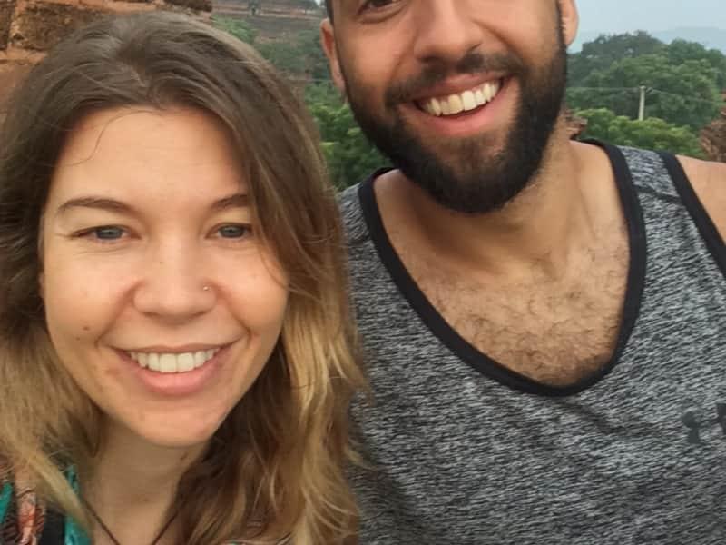 Claire & Richard from Bangkok, Thailand