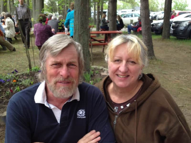 Dorise & John from Welland, Ontario, Canada