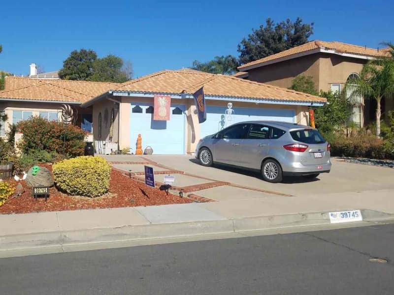 Housesitting assignment in Murrieta, California, United States