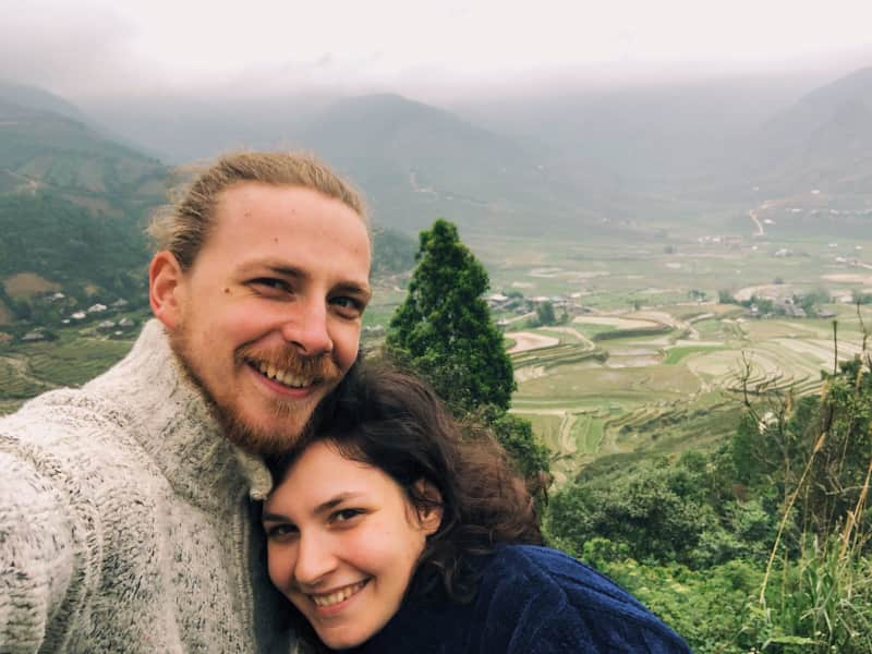 Patricie & Anton from Ho Chi Minh City, Vietnam
