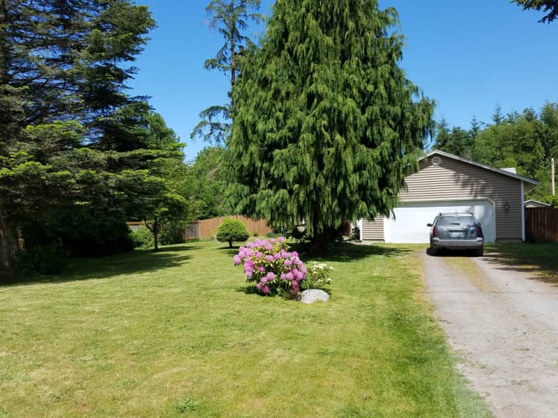 Housesitting assignment in Camano, Washington, United States