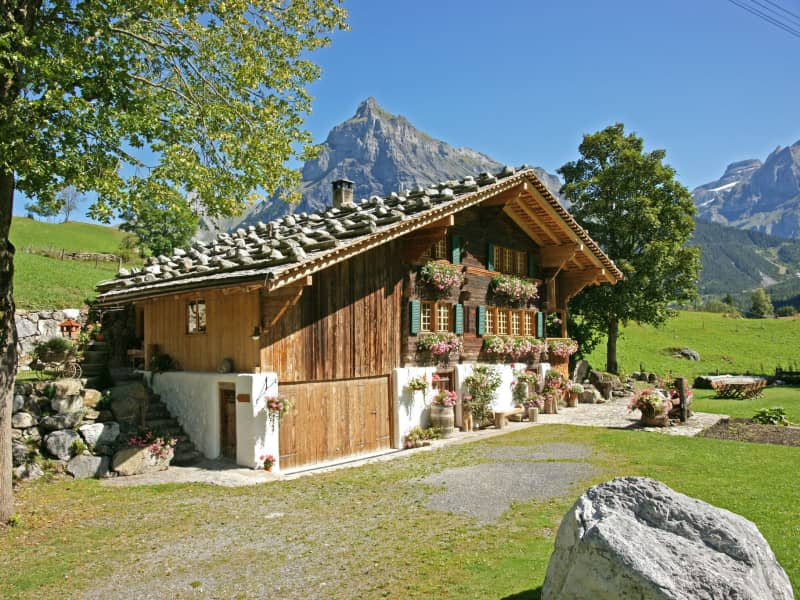 Housesitting assignment in Kandersteg, Switzerland