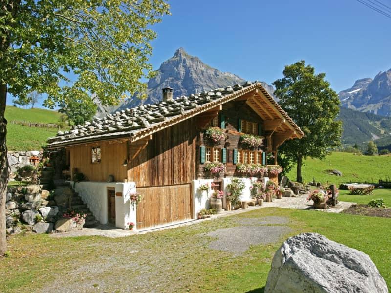 Housesitting assignment in Kandersteg, Switzerland