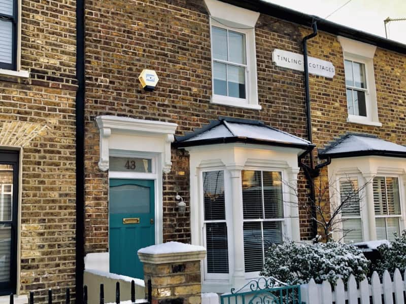 Housesitting assignment in Walthamstow, United Kingdom