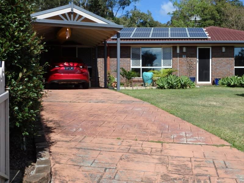 Housesitting assignment in Capalaba, Queensland, Australia