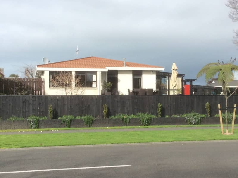 Housesitting assignment in Wanganui, New Zealand