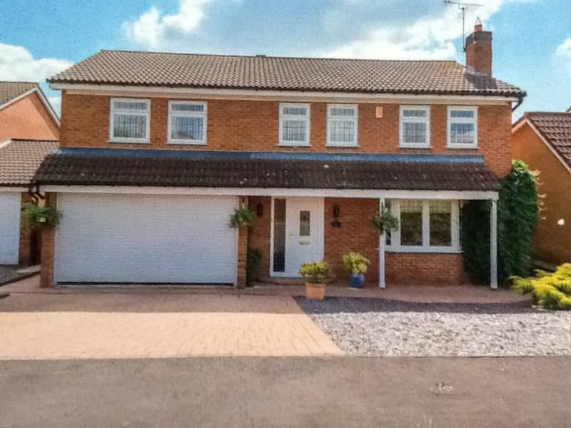 Housesitting assignment in Lutterworth, United Kingdom