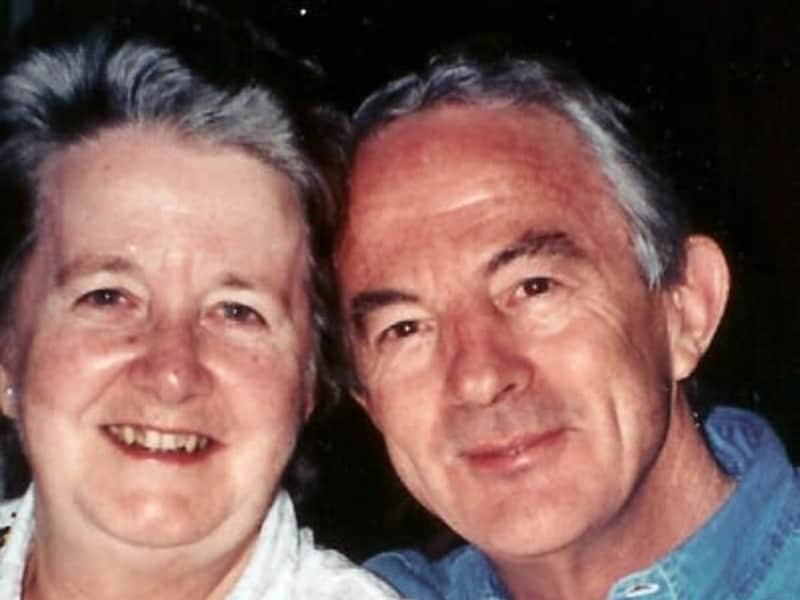 Pam & Gary from Canberra, Australian Capital Territory, Australia