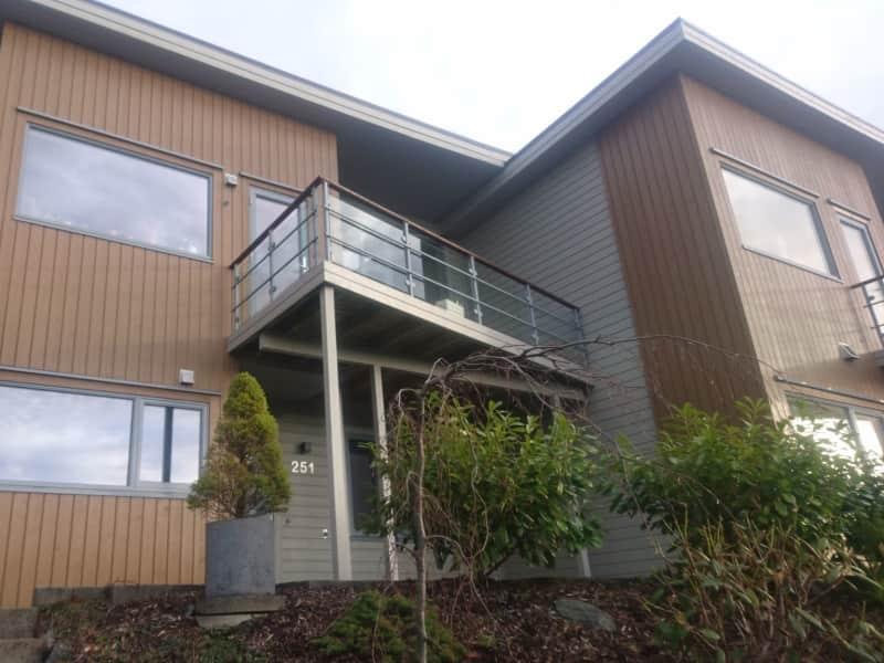 Housesitting assignment in Bergen, Norway