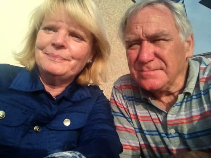 Chris & Pauline from Prestatyn, United Kingdom