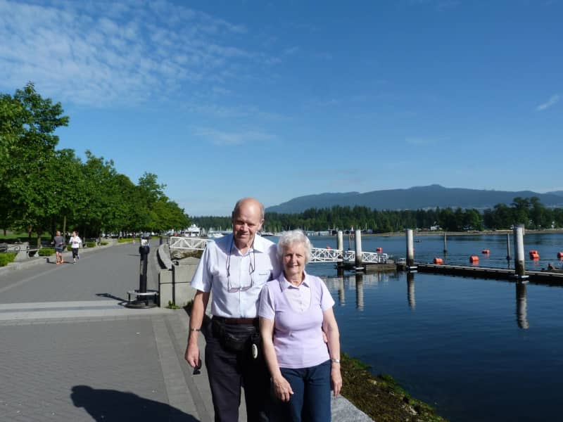 Clive & valerie & Valerie from Pukekohe, New Zealand