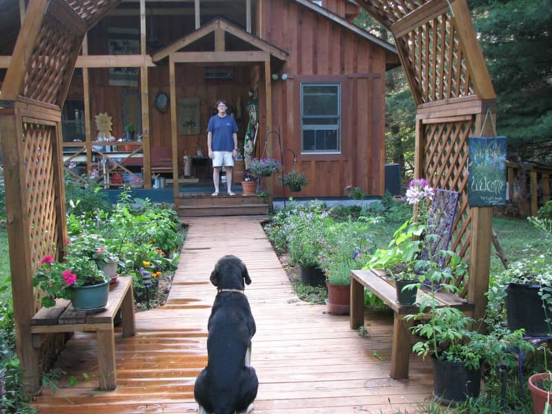 Housesitting assignment in Amherst, Virginia, United States