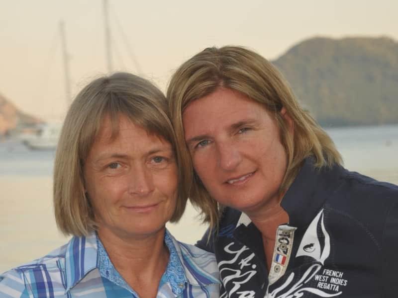 Caroline & Marleen from Aalst, Belgium