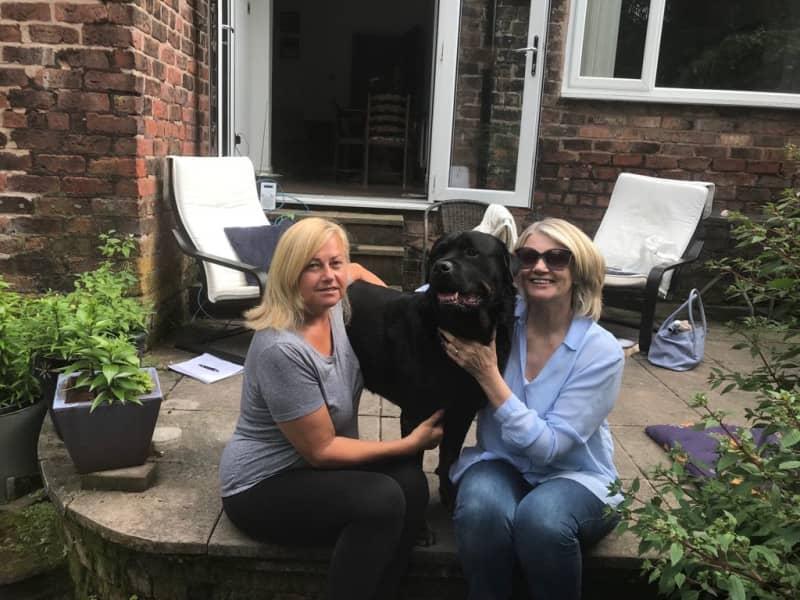 Val & Thelma from Formby, United Kingdom