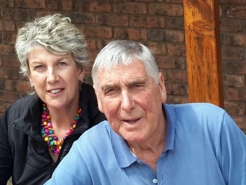 Jenny & Bill from Evandale, Tasmania, Australia
