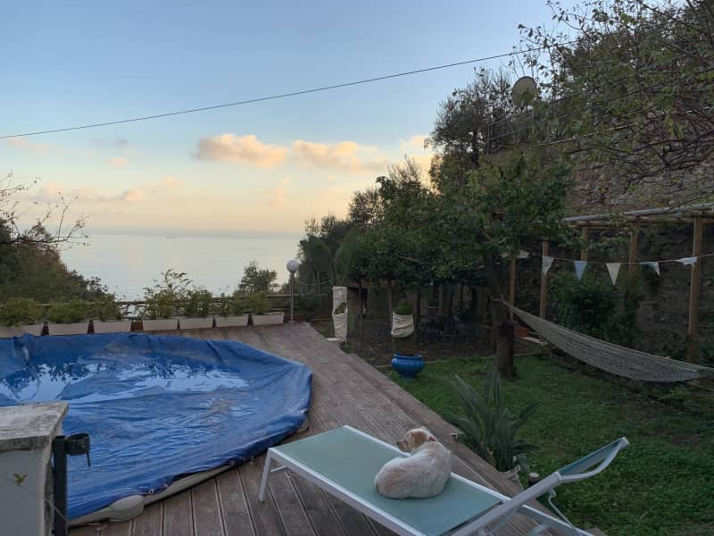 Housesitting assignment in Positano, Italy