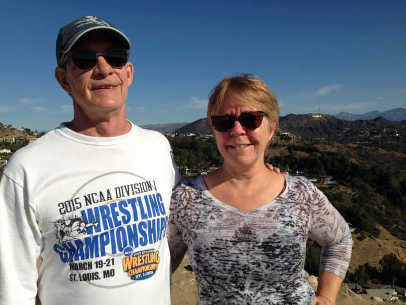 Janet & Steve from Bloomington, Minnesota, United States