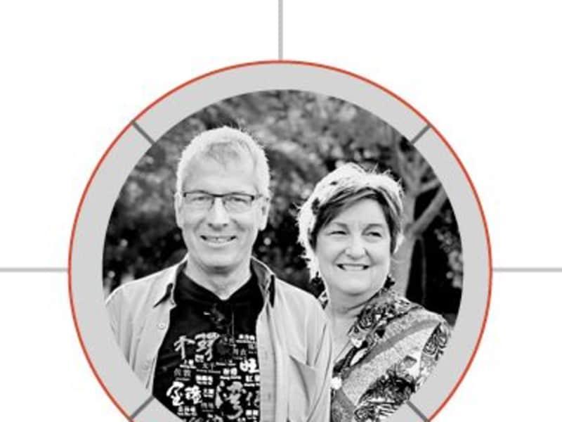 Sue & Dave from Brisbane, Queensland, Australia