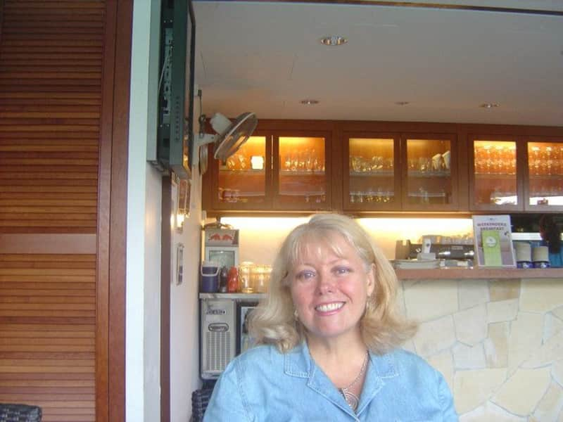 Anne from Bradford-on-Avon, United Kingdom