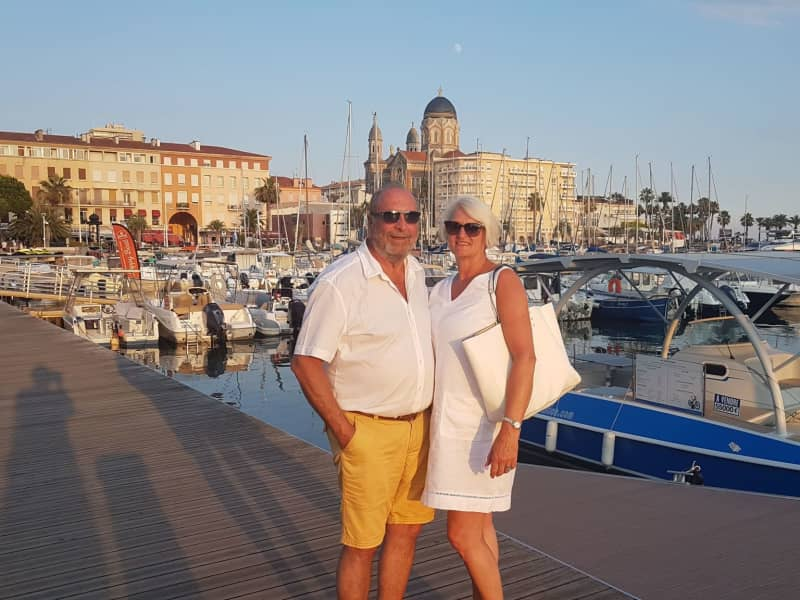 Sue & Bernard (bernie) from Danbury, United Kingdom