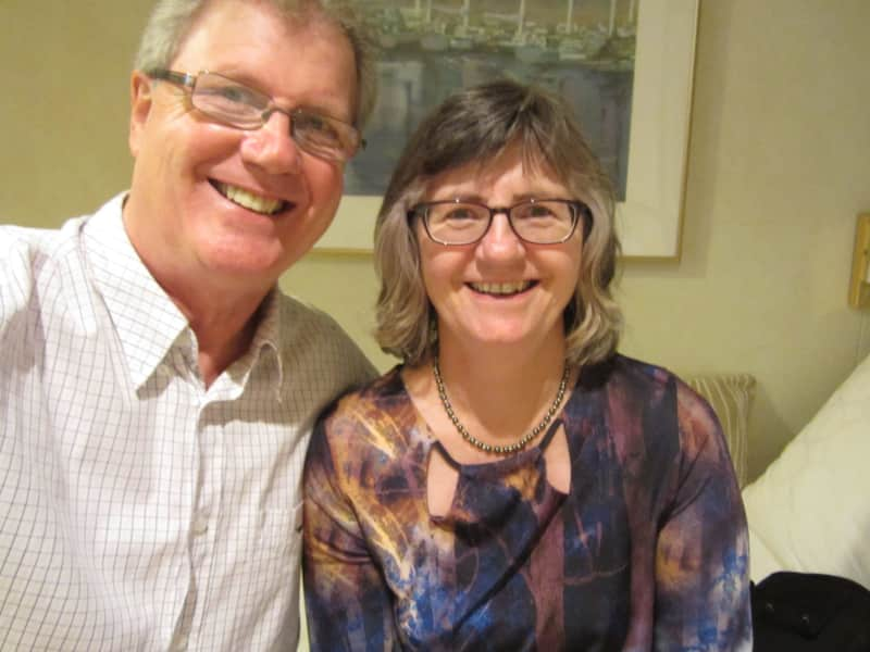 Annette & Byron from Mount Gambier, South Australia, Australia