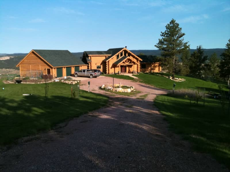 Housesitting assignment in Hot Springs, South Dakota, United States