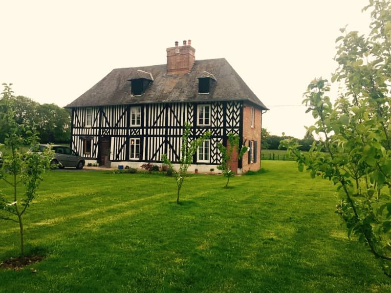 Housesitting assignment in Lisieux, France