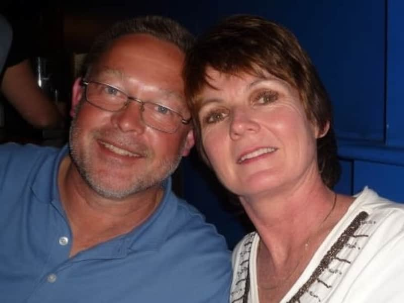 Caroline & John from Cape Town, South Africa