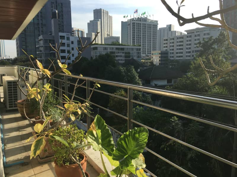 Housesitting assignment in Phaya Thai, Thailand