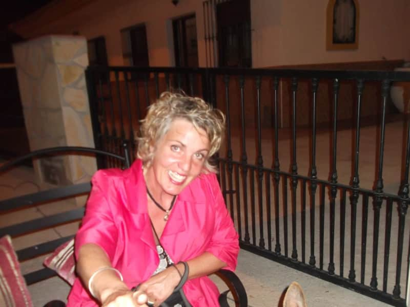 Sue from Robertsbridge, United Kingdom