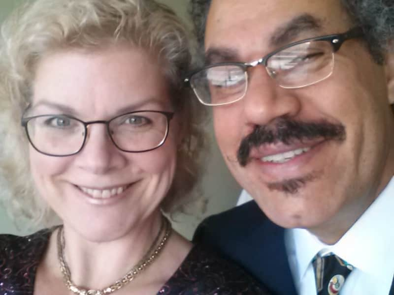 Joanna & Amar from Port Saint Lucie, Florida, United States