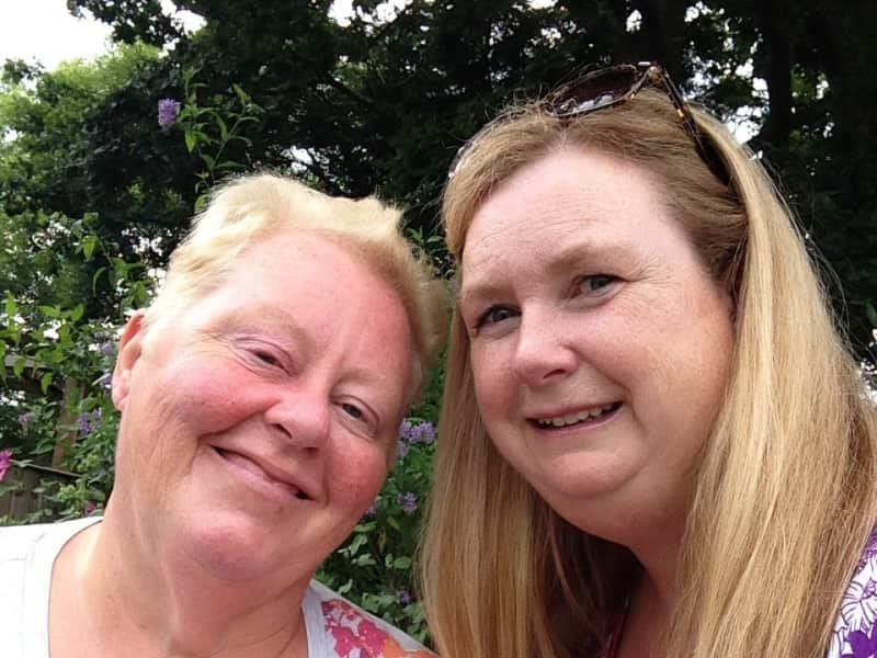 Val & Berenice from Billericay, United Kingdom