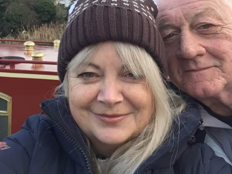 Philip & Paula from Camborne, United Kingdom