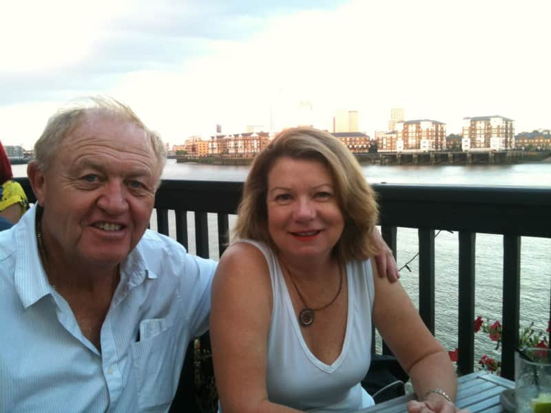 Robyn & Roger from St Leonards, New South Wales, Australia