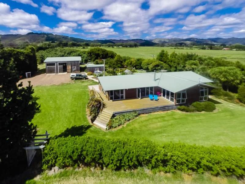 Housesitting assignment in Opotiki, New Zealand