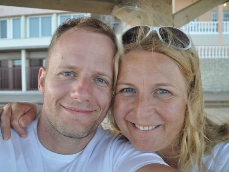 Ewa & Basti from Hannover, Germany