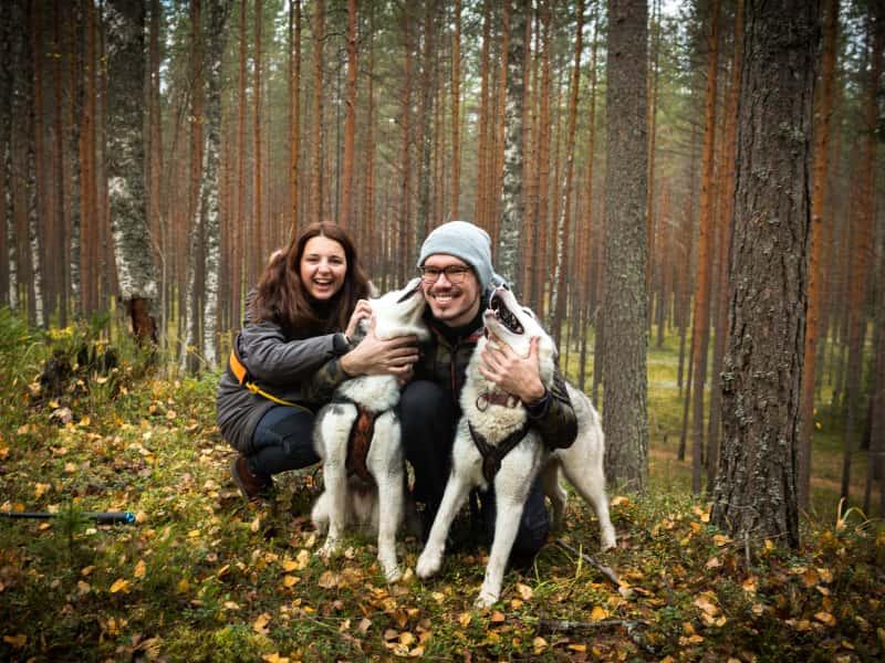 Mirjam & Sergei from Turin, Italy