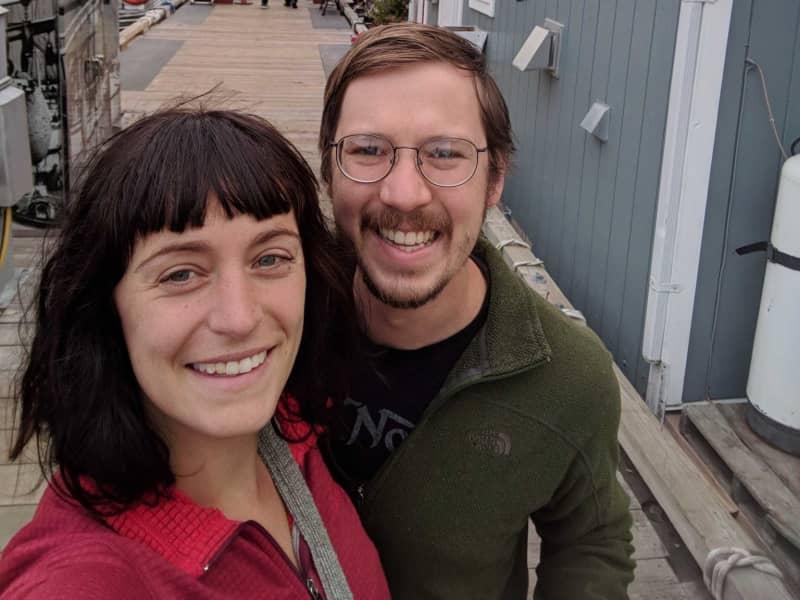 Ryan & Brianna from Port Angeles, Washington, United States