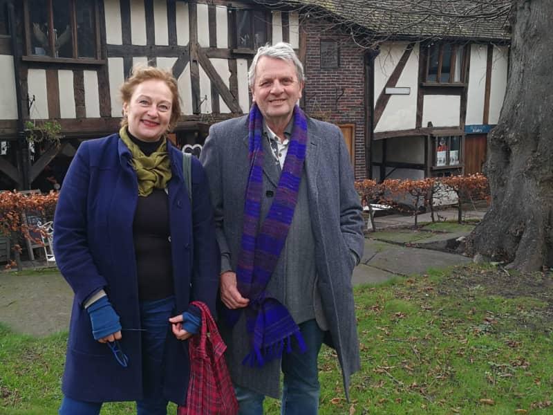 Sara & Peter from Shrewsbury, United Kingdom