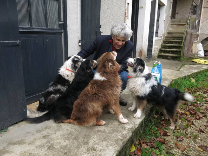 Housesitting assignment in Bélaye, France