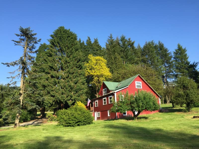 Housesitting assignment in Amboy, Washington, United States