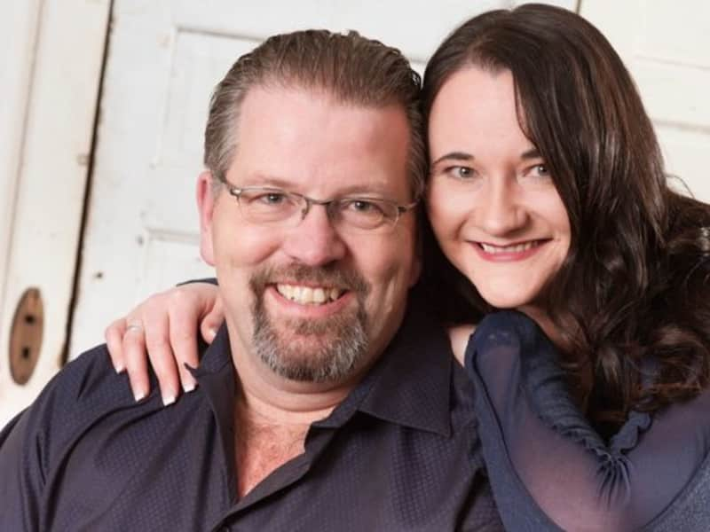 Audrey & Scott from St. Albert, Alberta, Canada