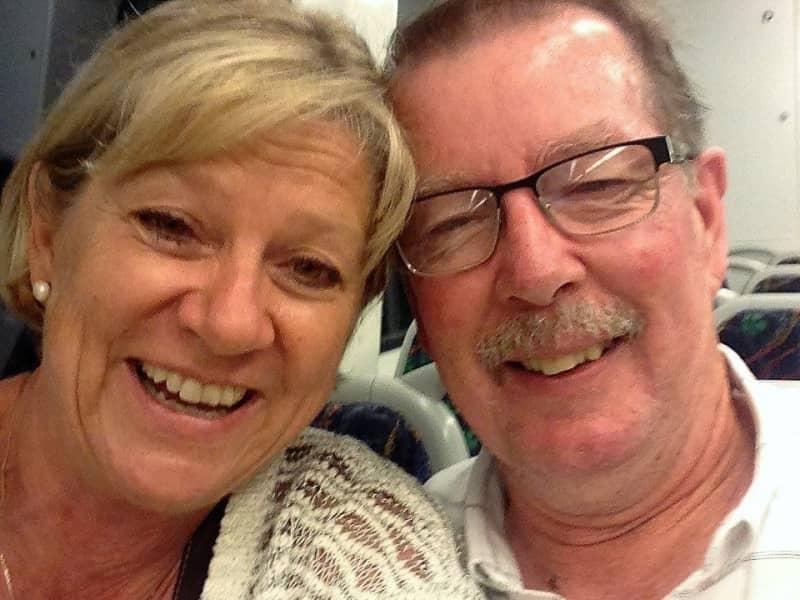 Adrian & Margaret from Mandurah, Western Australia, Australia