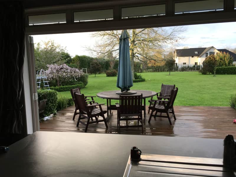 Housesitting assignment in Hamilton, New Zealand
