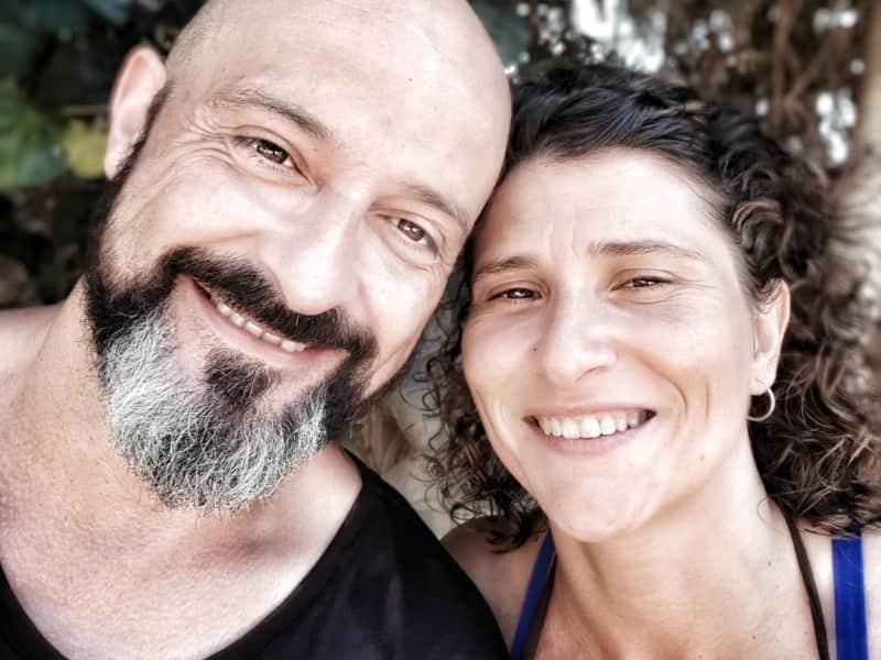Montse & Sergio from Sant Esteve de Palautordera, Spain