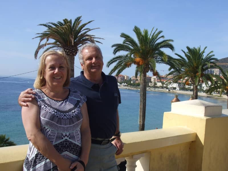 Carolyn & Barry from Port Macquarie, New South Wales, Australia