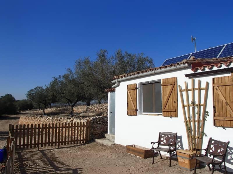 Housesitting assignment in Ginestar, Spain